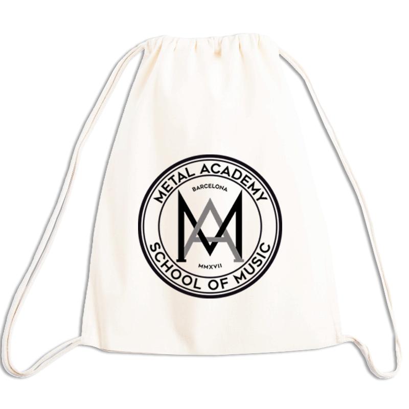 Logo Mochila Blanca